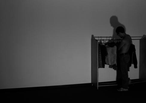 DESEO// fotografía. 2005. Tríptico