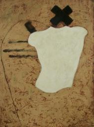 TORSO// óleo y acrílico sobre tela. 2006