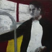 bus // óleo sobre tela